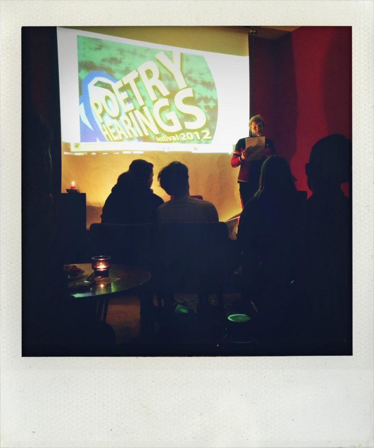 poetry hearings, berlin, germany
