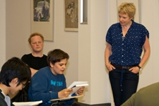 creative writing, bremen – workshop