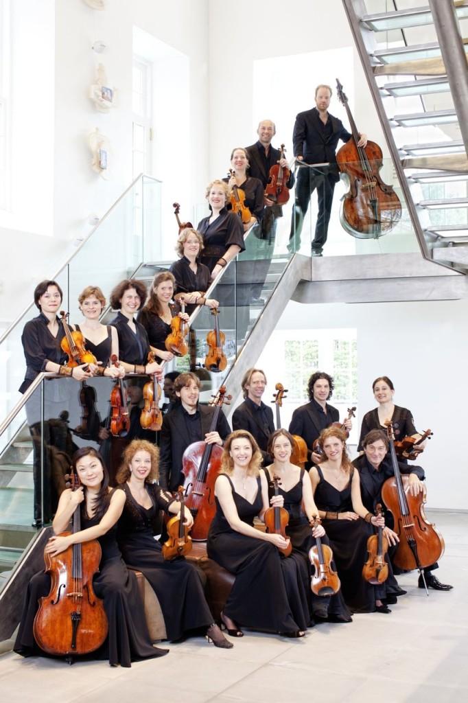 Amsterdam Sinfonietta (Photo: Marco Borggreve)