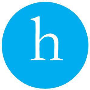 hochroth Verlag Berlin, Germany (logo)