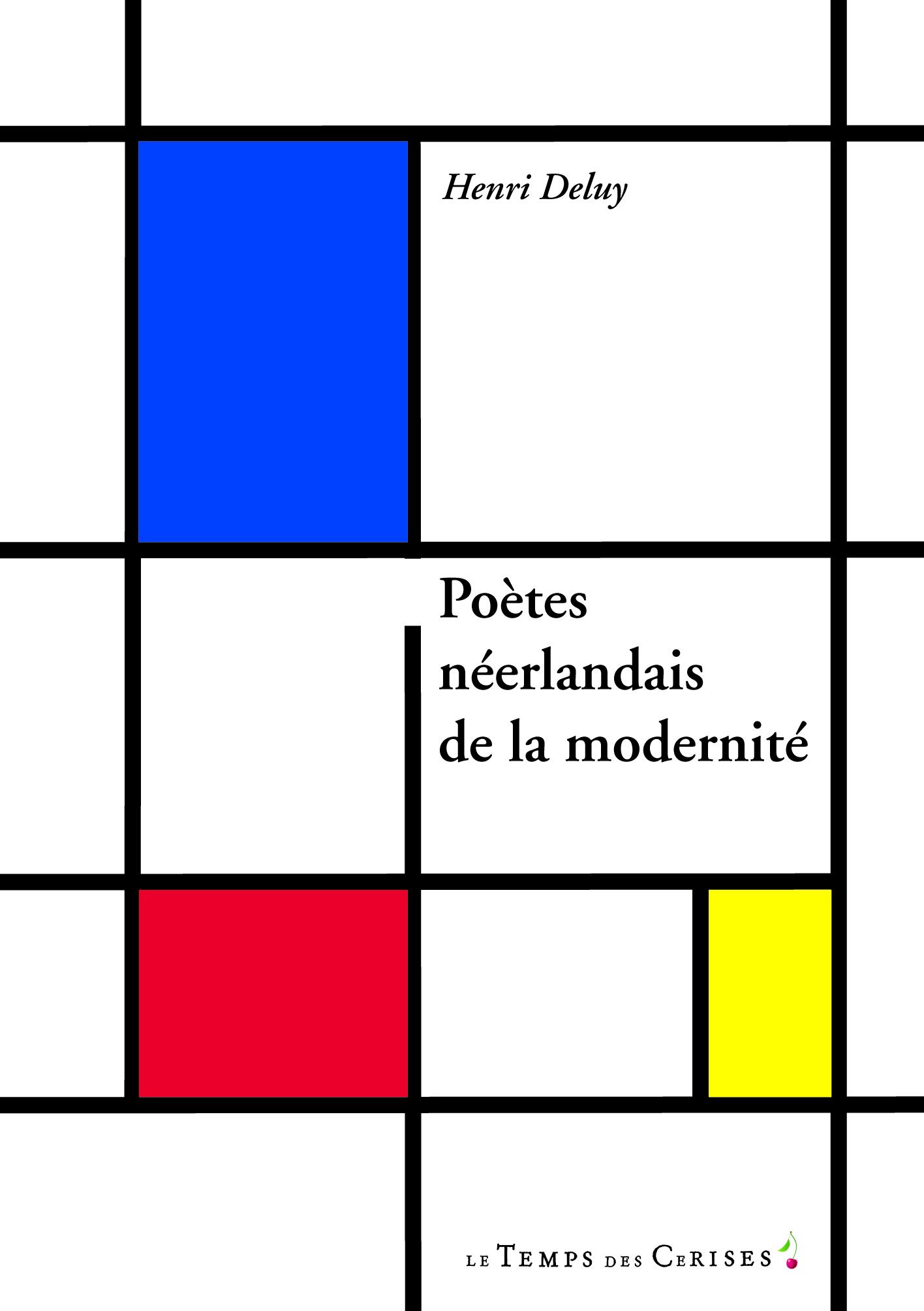 poètes néerlandais de la modernité (2012) – book launch