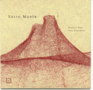 Rozalie Hirs: Sacro Monte (Amsterdam: Donemus, 1999; sleeve design: Mack van Gageldonk)