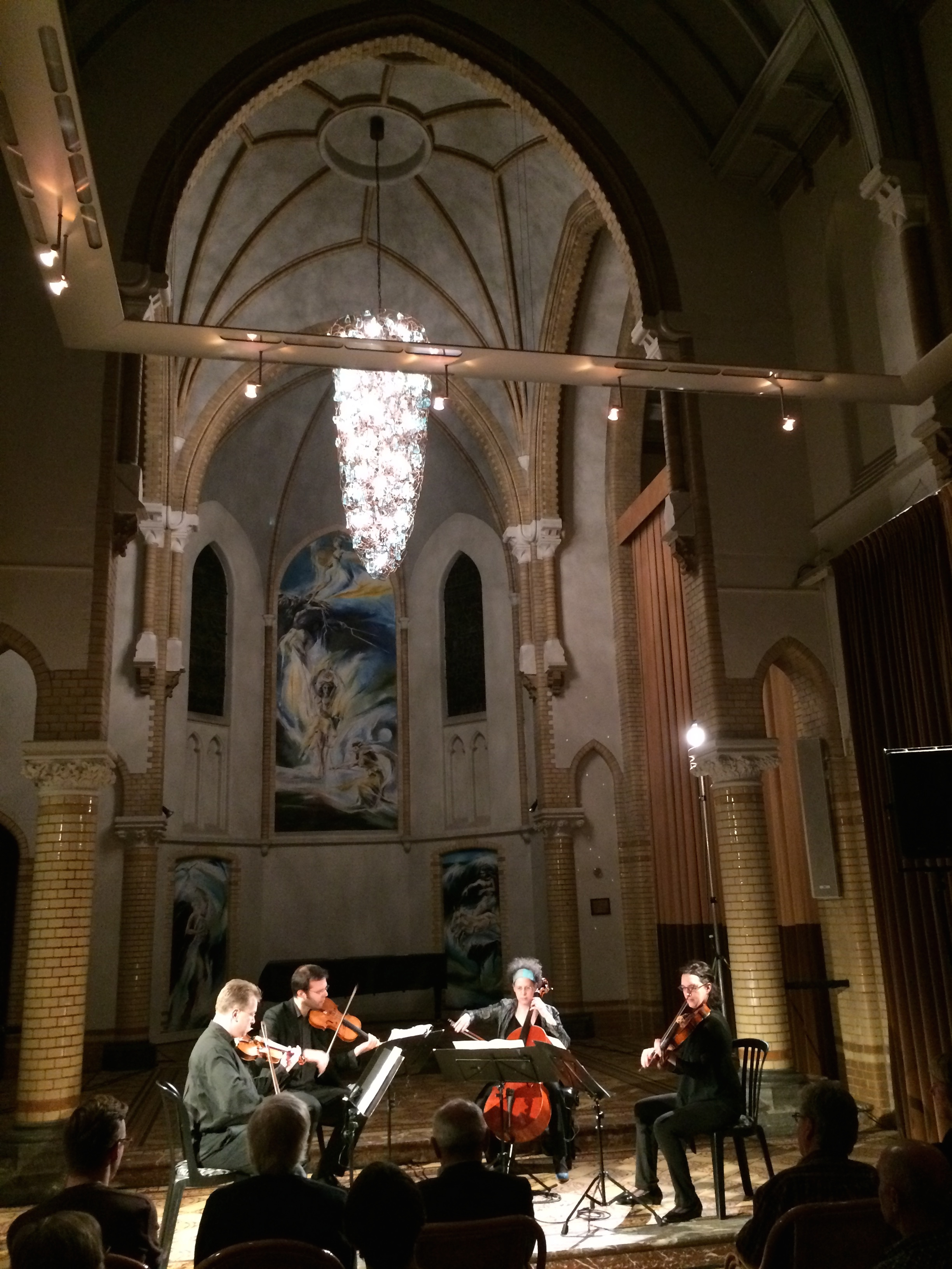 nadir (2014) – preview concert