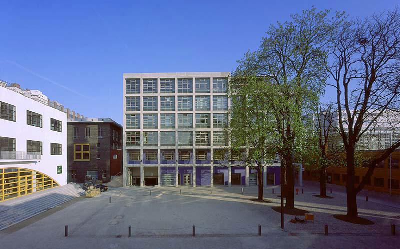 romanfabrik, frankfurt, germany