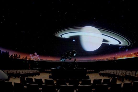 planetarium of brussels, belgium