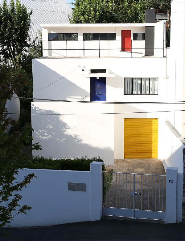 artist-in-residence, van doesburg house, paris, france