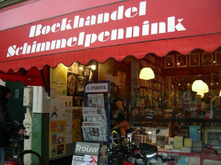 literary salon, schimmelpennink, amsterdam