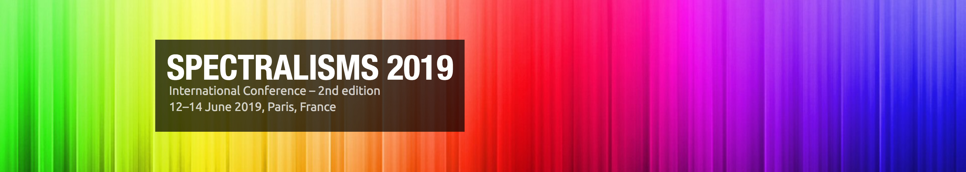 spectralisms 2019, IRCAM, france – lecture