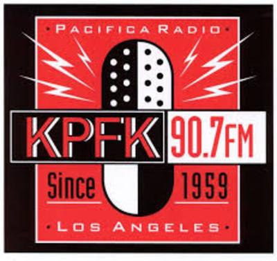 kpfk 90.7fm, usa – radio interview
