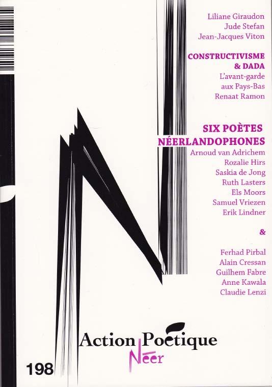 action poétique 198, paris, france – publication