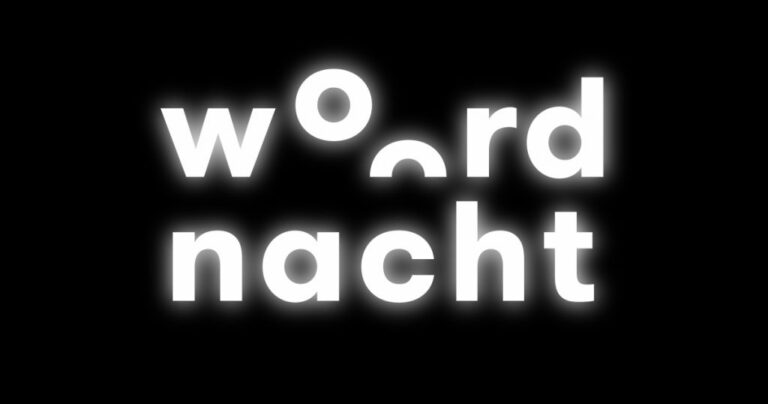new work for woordnacht – world premiere