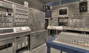 electronic music studio at institute of sonology & royal conservatoire, the hague