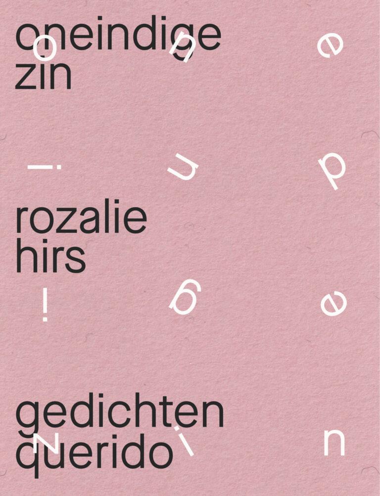 infinite sense, nijmegen – book presentation